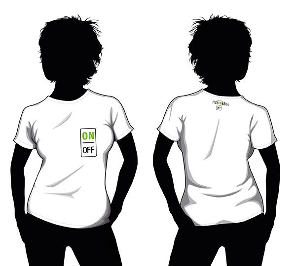Fizionezka - T-shirt